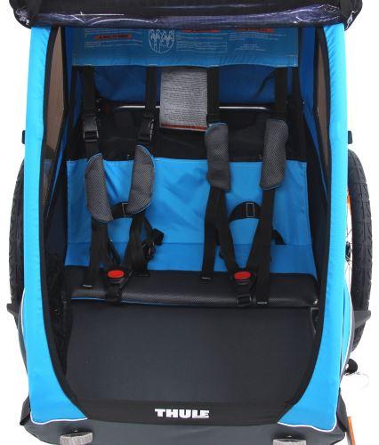 Thule Coaster XT Bike Trailer And Stroller