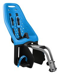 Thule Yepp Maxi Child Bike Seat - Rear - Seat Post Mount - Blue
