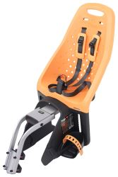 Thule Yepp Maxi Child Bike Seat - Rear - Seat Post Mount - Orange
