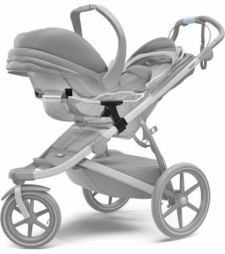 Compare Thule Urban Glide Vs Chicco Infant Car