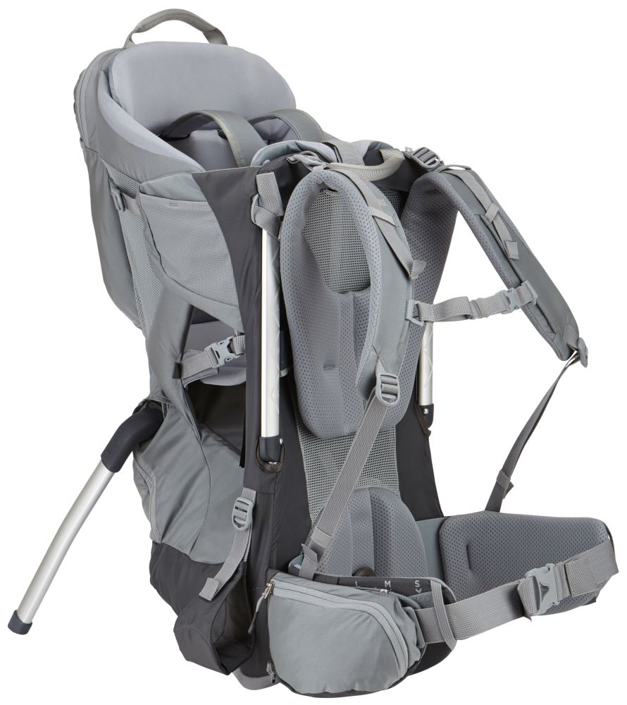 Thule Sapling Child Carrier Backpack For Hiking Gray