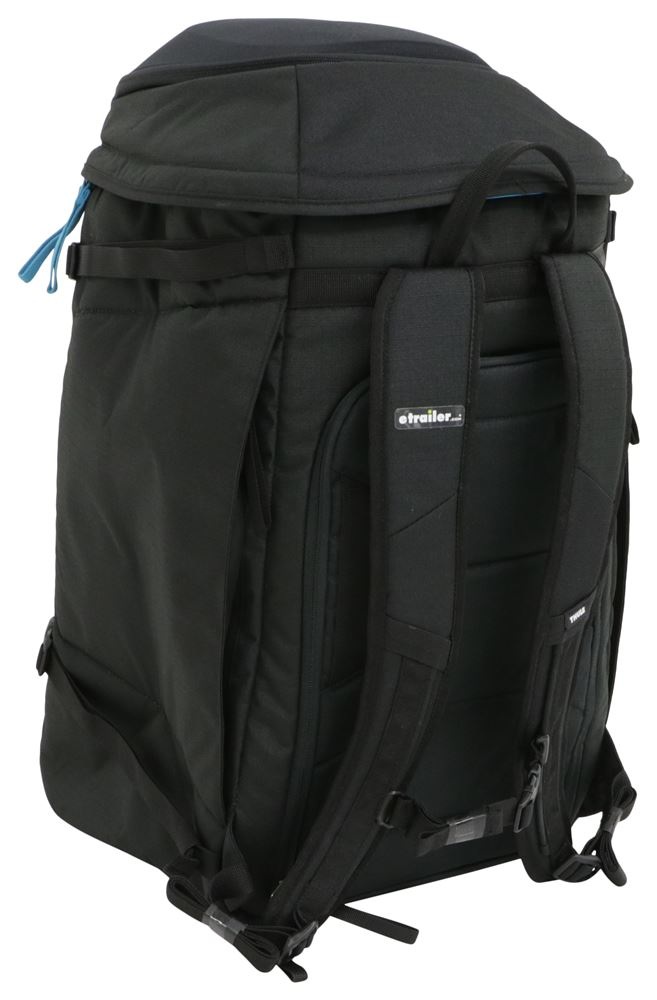 Thule RoundTrip Ski and Snowboard Backpack - 60 Liters - Black Extra Large Capacity TH225113