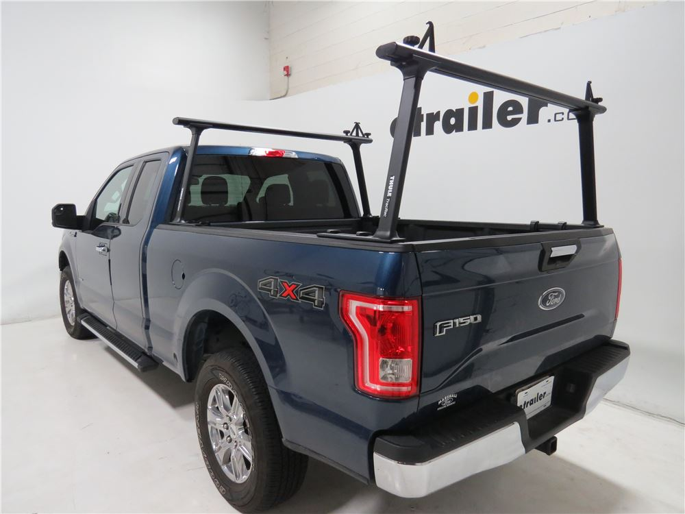 2017 Toyota Tacoma Thule Tracrac Tracone Ladder Rack For