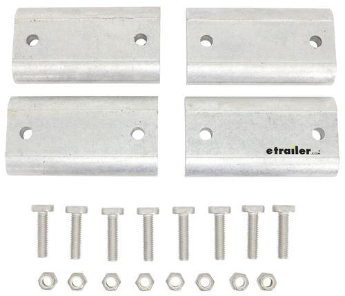 Aluminum Shim Kit For Thule Tracrac Tracvan Ladder Racks