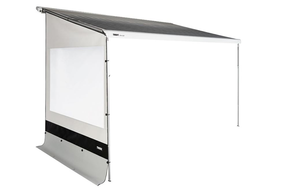 Rain Blocker G2 Side Panel for Thule 10' HideAway Awning - 8' Wide x 8' Tall Side Panel TH307292