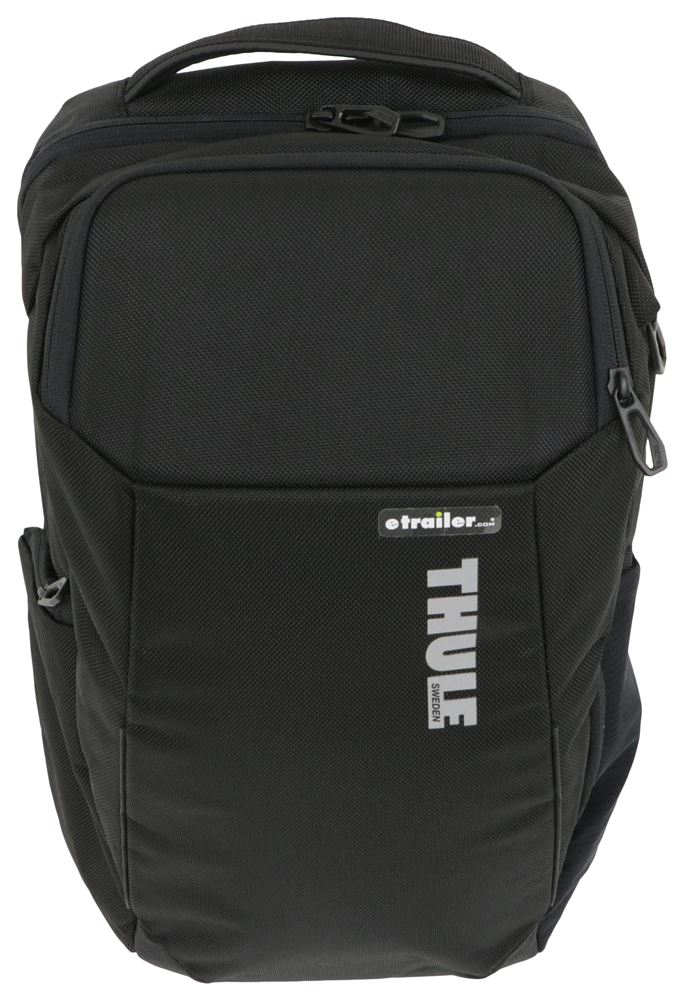 946b6d54c Thule Accent Laptop Backpack with iPad Sleeve - 23 Liters - Black Thule  Luggage TH3203623