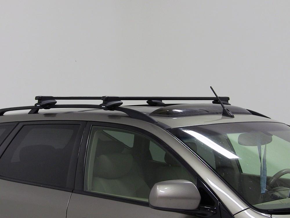 Thule Roof Rack For Nissan Murano 2007 Etrailer Com
