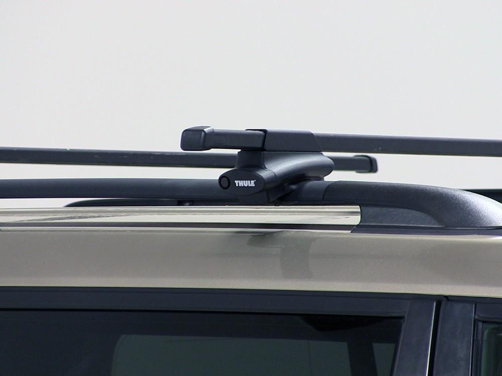 Roof Rack For Honda Pilot 2007 Etrailer Com