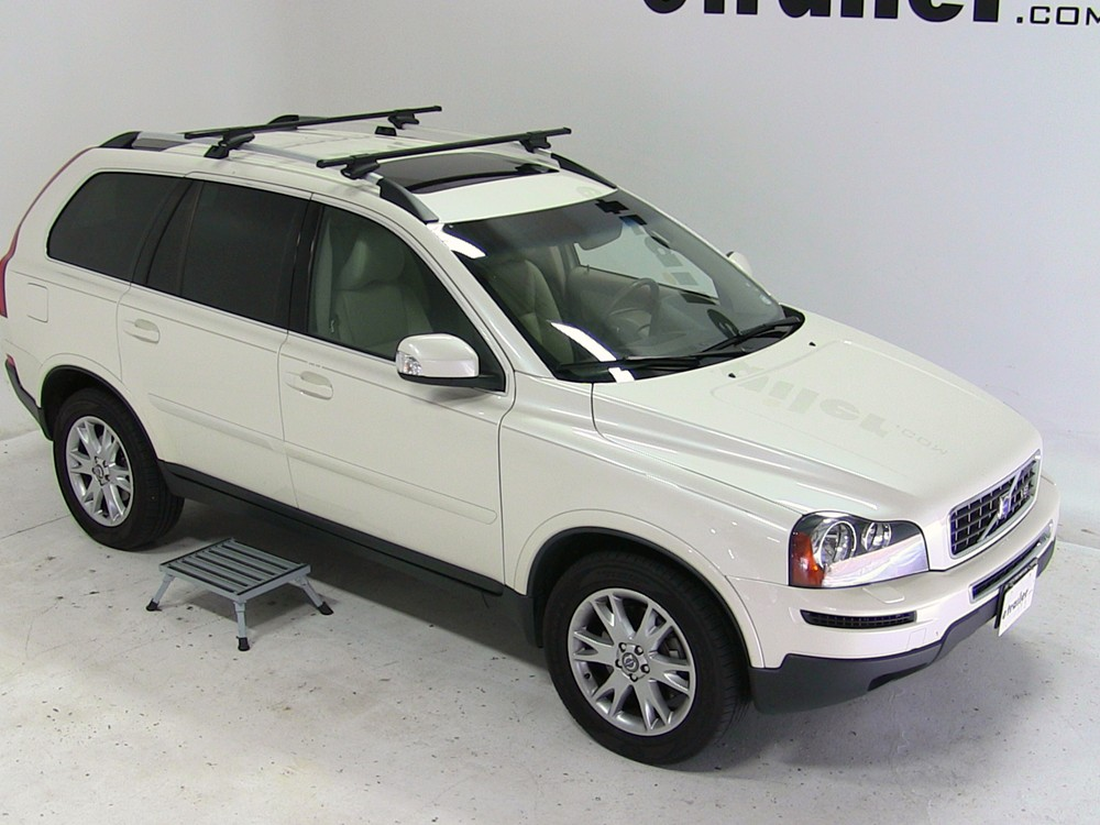 Thule Roof Rack For Volvo Xc90 2007 Etrailer Com