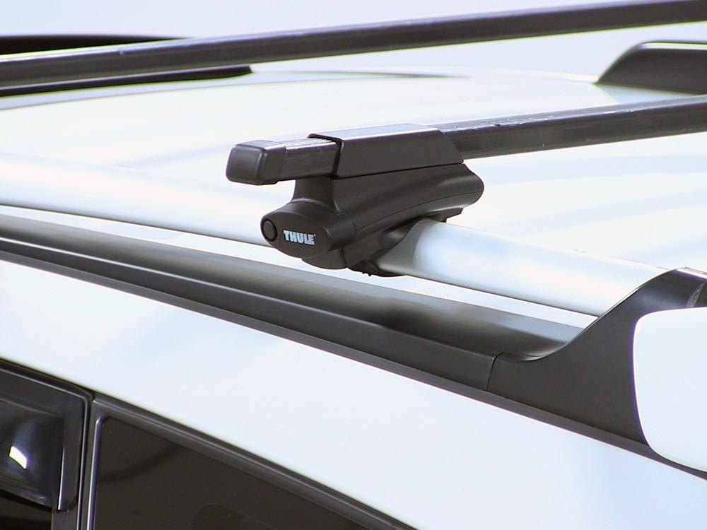 Roof Rack For Pontiac Vibe 2007 Etrailer Com