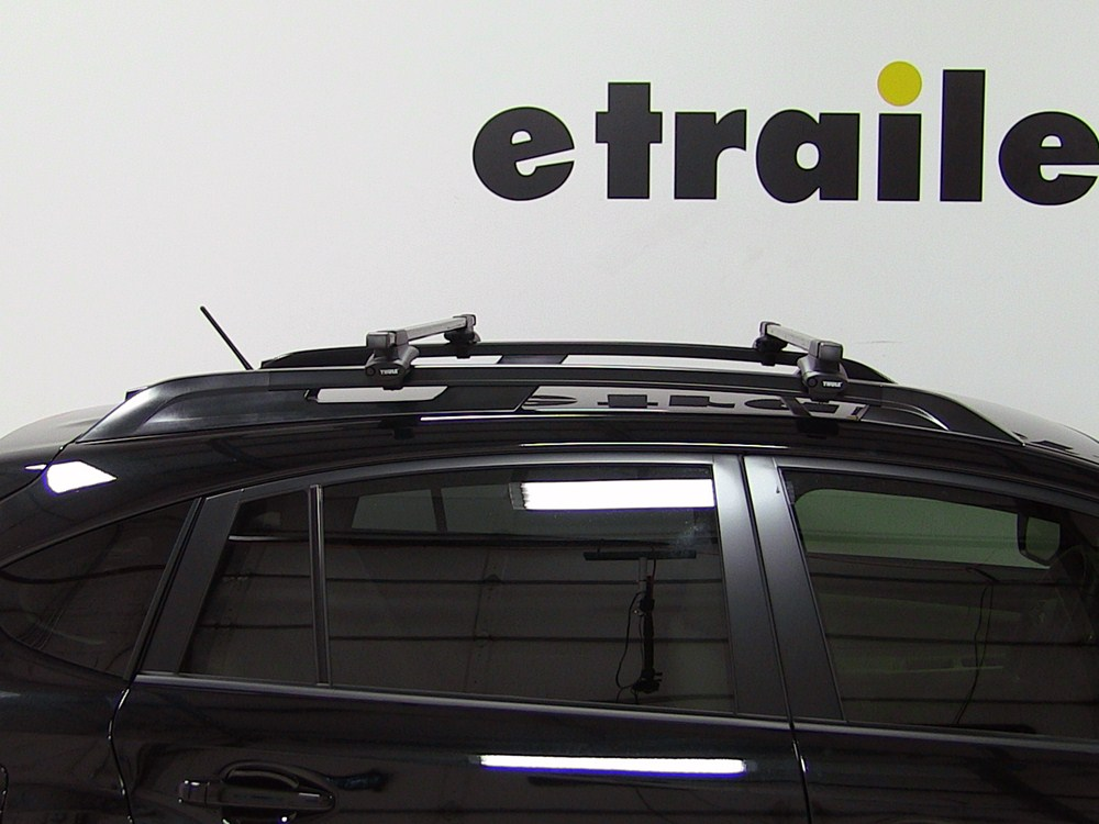 Thule Roof Rack For 2013 Subaru Impreza Etrailer Com
