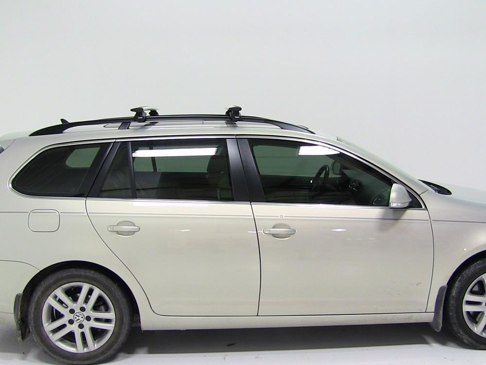 Thule Roof Rack For 2010 Volkswagen Jetta Sportwagen
