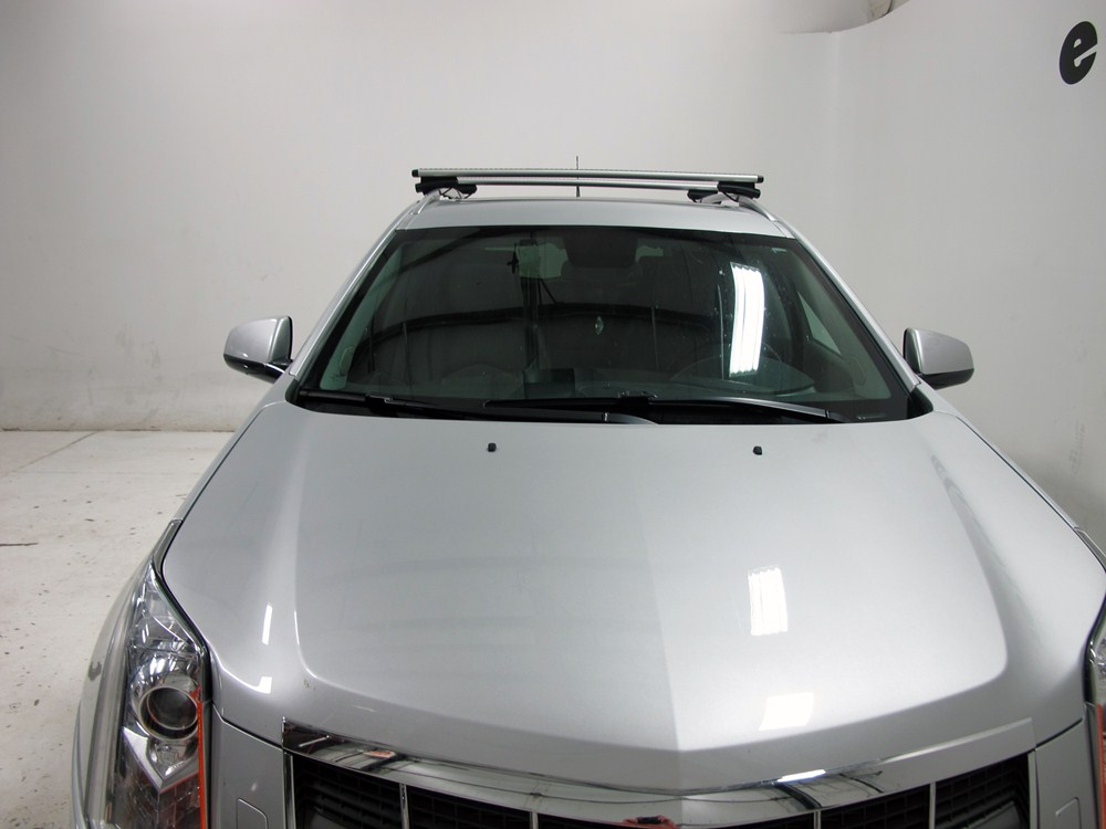 Thule Roof Rack For 2006 Cadillac Srx Etrailer Com