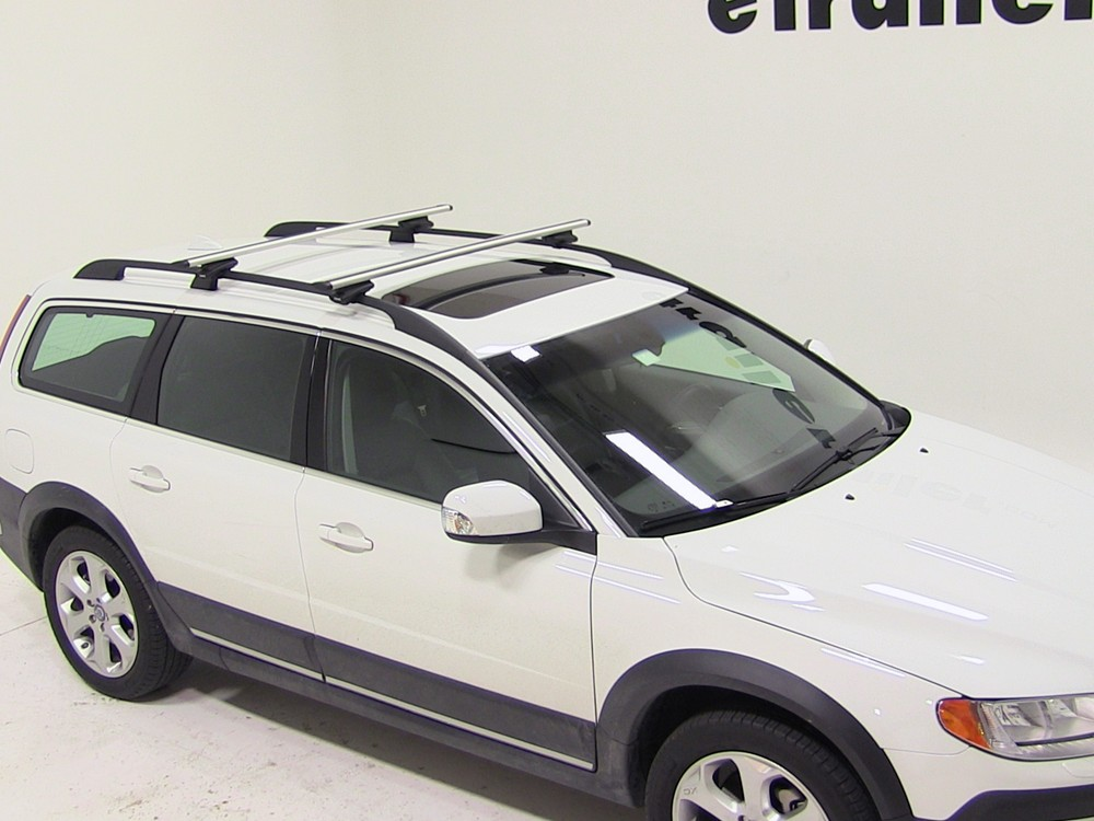 Thule Roof Rack For Volvo Xc70 2007 Etrailer Com