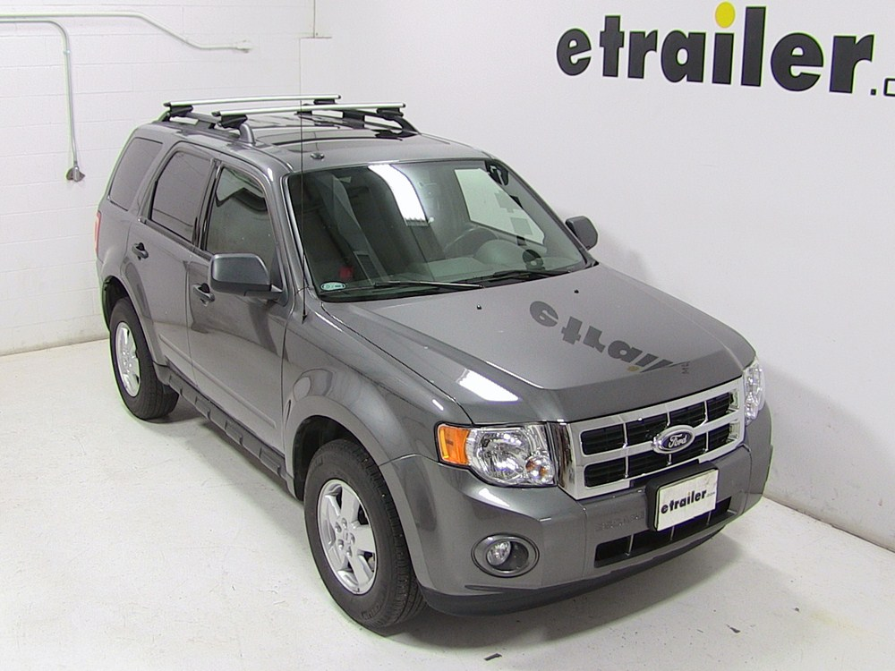Thule Roof Rack For 2012 Escape By Ford Etrailer Com