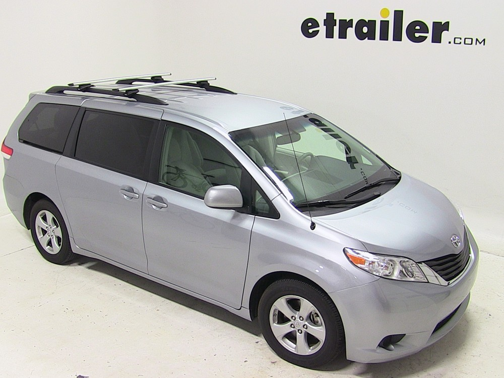 Thule Roof Rack For 2008 Grand Caravan By Dodge Etrailer Com