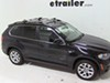 Roof Rack TH450R - Locks Not Included - Thule on 2013 BMW X5