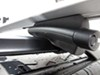 TH450R - 4 Pack Thule Roof Rack on 2013 BMW X5