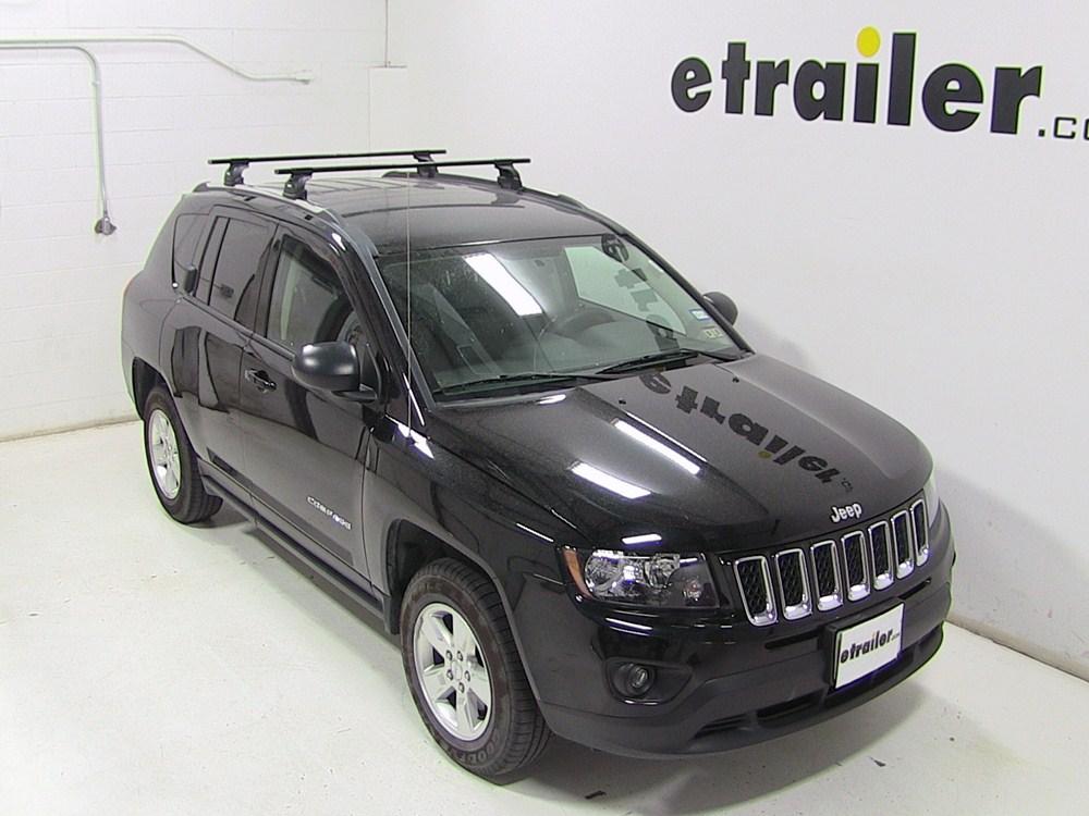Flagstaff Buick Gmc >> Thule Roof Rack for Jeep Compass, 2014 | etrailer.com
