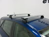 Thule Locks Not Included Roof Rack - TH460R on 2012 Mazda 3