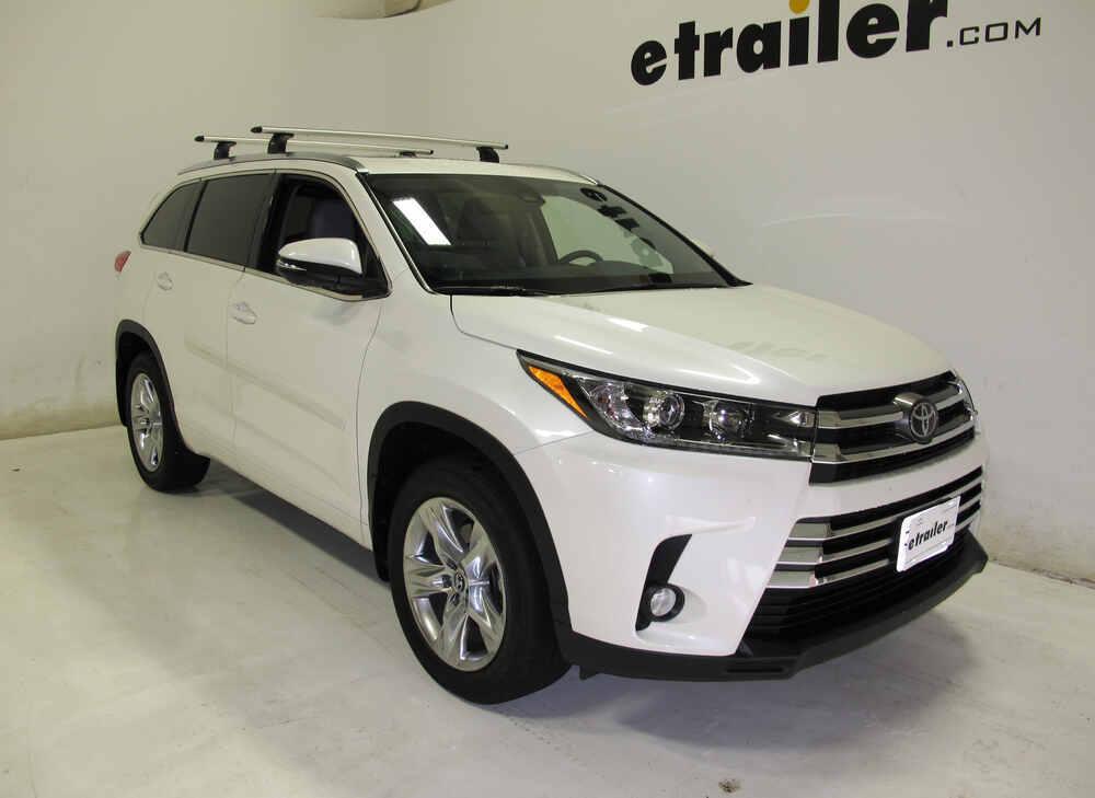 2017 Toyota Highlander Accessories >> Thule Roof Rack for Toyota Highlander, 2017 | etrailer.com