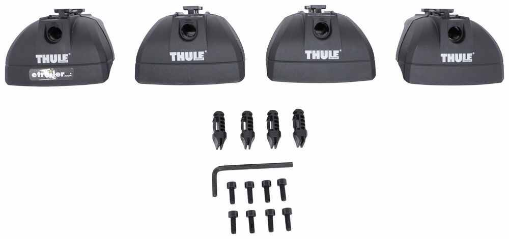 TH460R - 4 Pack Thule Roof Rack