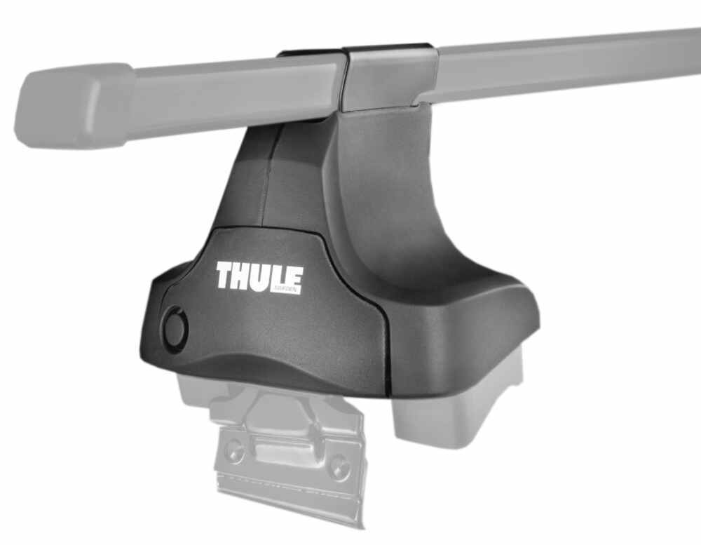 thule traverse roof rack foot half pack qty 2 thule roof. Black Bedroom Furniture Sets. Home Design Ideas