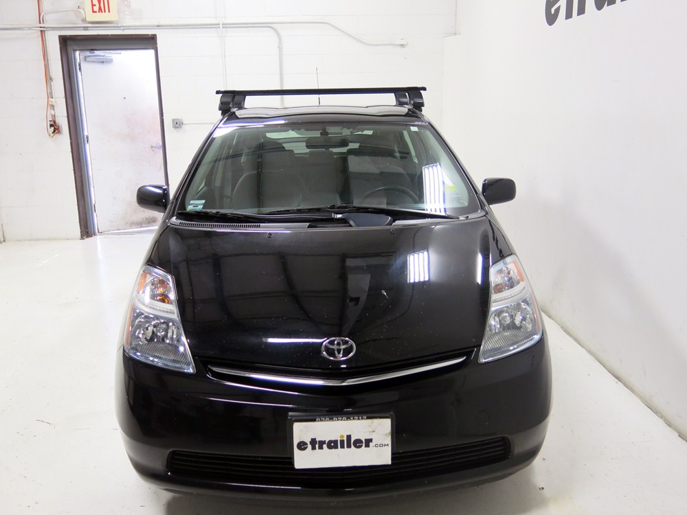Thule Roof Rack For Toyota Prius 2007 Etrailer Com