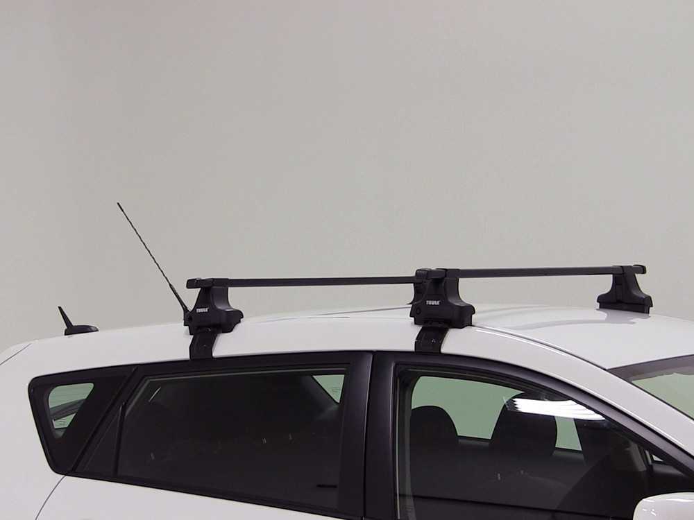 Thule Roof Rack For 2010 Pontiac Vibe Etrailer Com