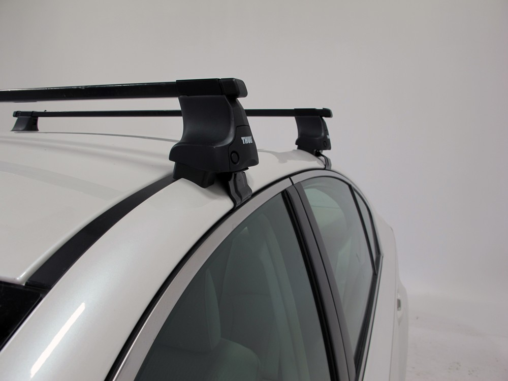 Thule Roof Rack For 2012 Legacy By Subaru Etrailer Com