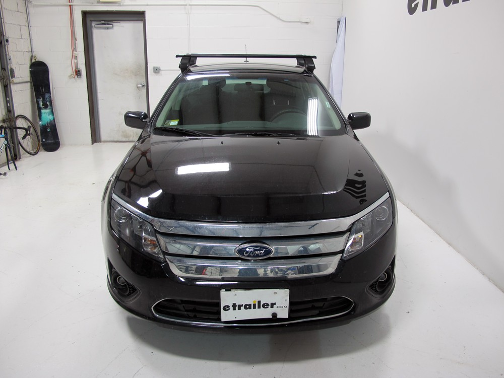 Thule Roof Rack For Ford Fusion 2011 Etrailer Com