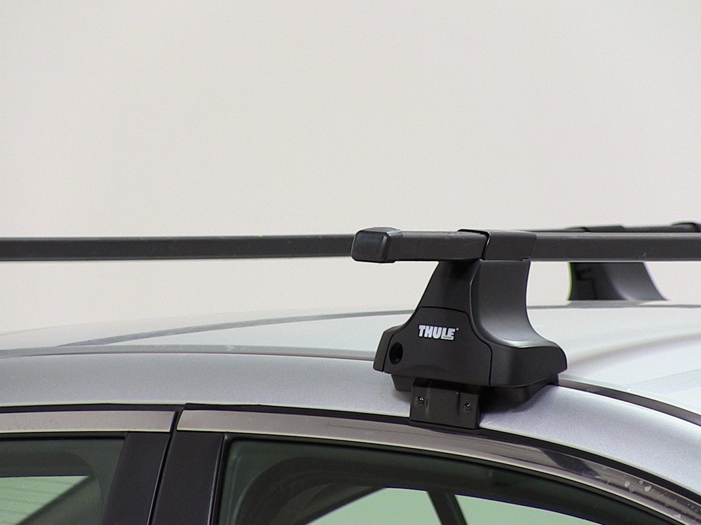 thule roof rack for 2012 accord by honda. Black Bedroom Furniture Sets. Home Design Ideas