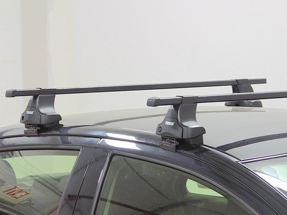 Toyota Yaris Thule Traverse Roof Rack Foot Pack