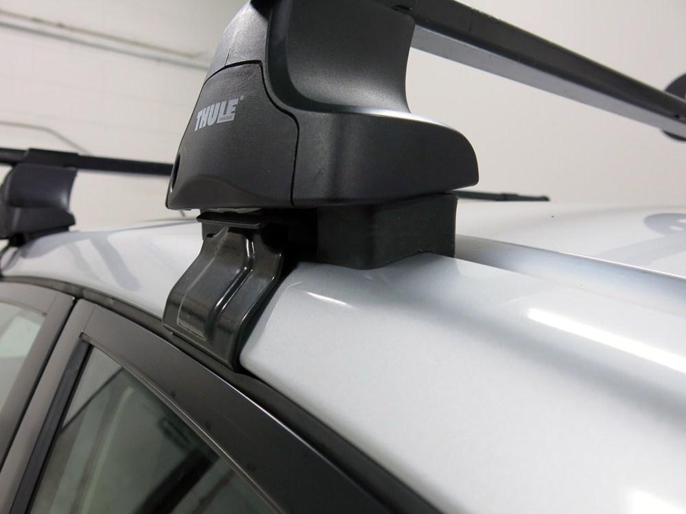 Thule Roof Rack For 2013 Land Rover Evoque Etrailer Com