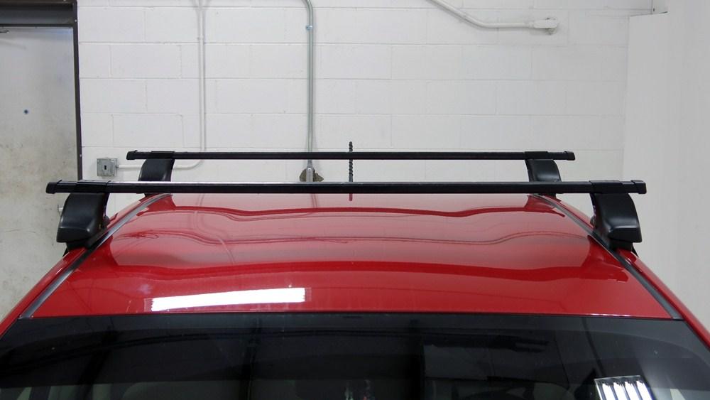 Thule Roof Rack For 2006 Toyota Prius Etrailer Com