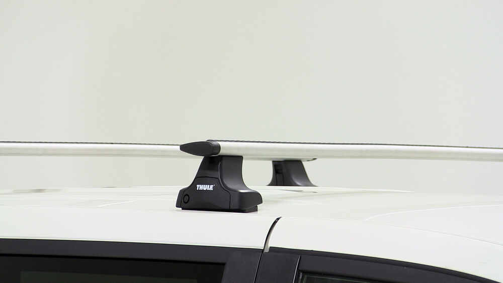 Thule Roof Rack For 2012 Grand Caravan By Dodge Etrailer Com