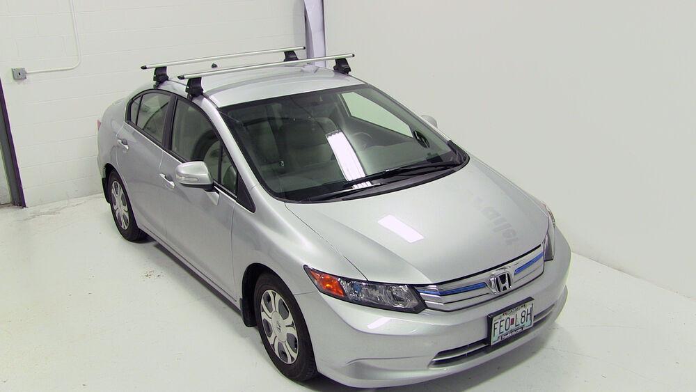Thule Roof Rack For 2012 Civic By Honda Etrailer Com