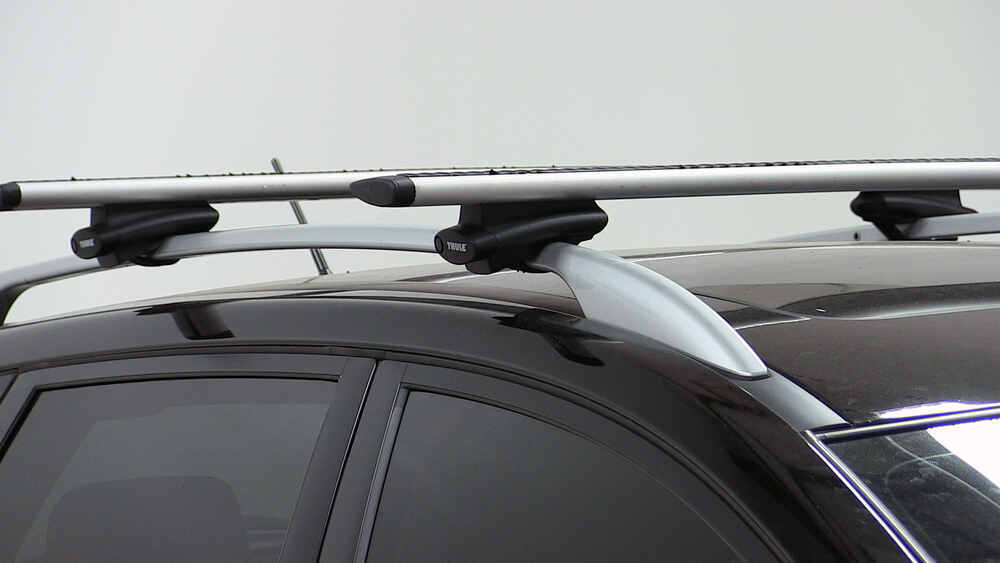 Thule Roof Rack For 2012 Rogue By Nissan Etrailer Com