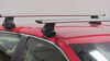 Thule Roof Rack - TH480R on 2012 Toyota Camry