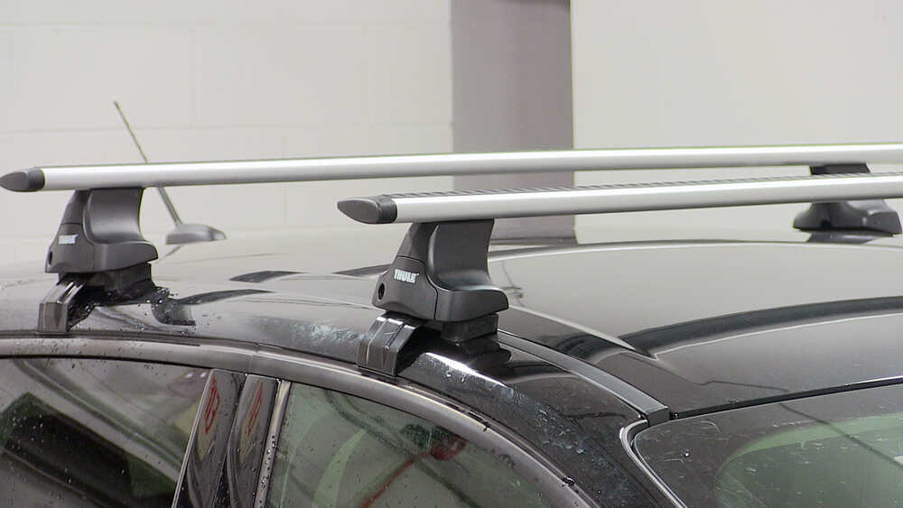 2013 Ford Escape Thule Rapid Traverse Roof Rack Foot Pack