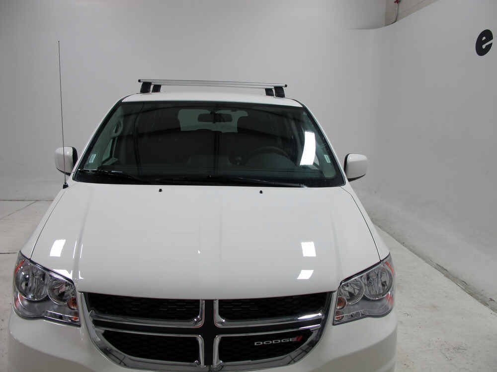 Thule Roof Rack For 2013 Dodge Grand Caravan Etrailer Com