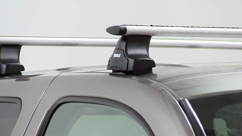 Traverse Roof Rack Adjustment