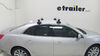 TH480R - 4 Pack Thule Feet on 2014 Chevrolet Malibu