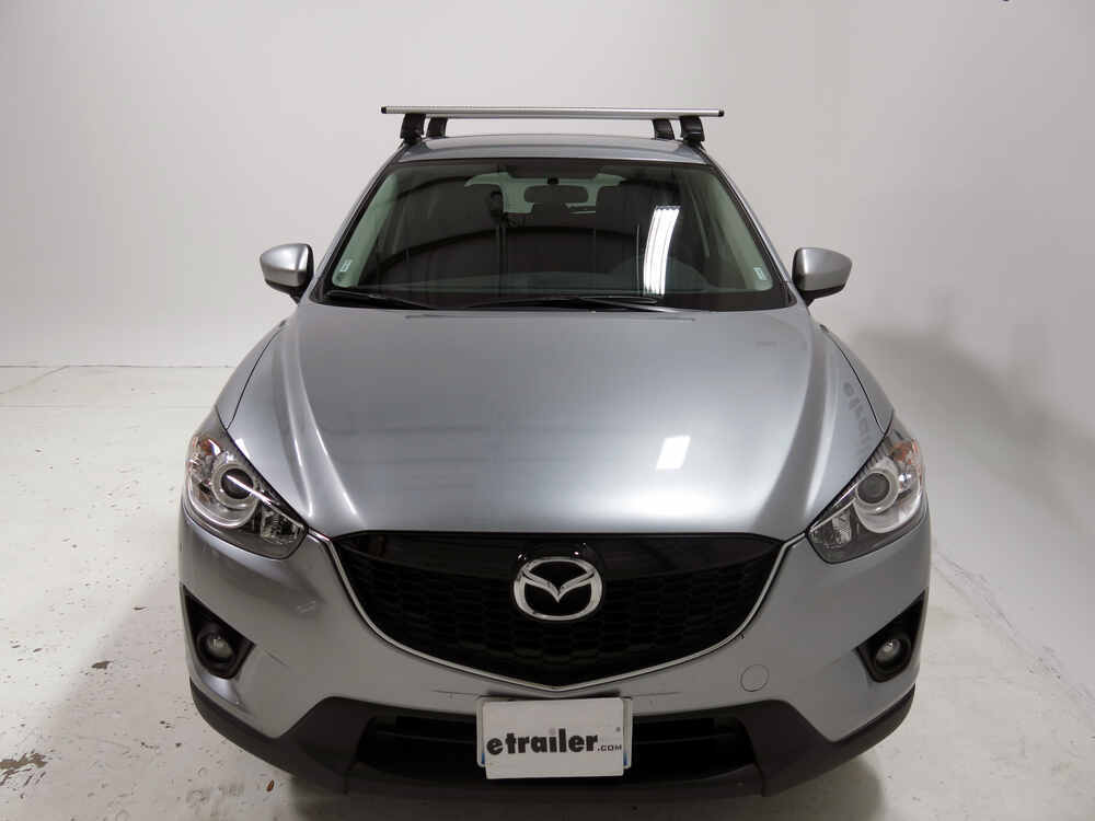 Thule Roof Rack For 2015 Cx 5 By Mazda Etrailer Com