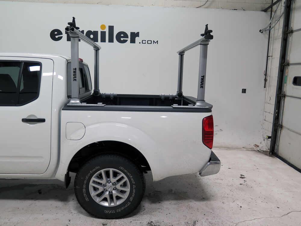 2016 Nissan Frontier Thule Xsporter Pro Adjustable Height