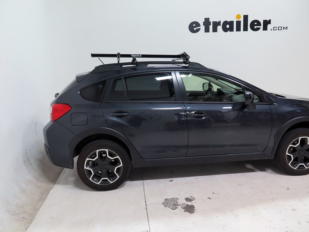 Thule Prologue XT Roof Bike Rack - Fork Mount - Clamp On ...