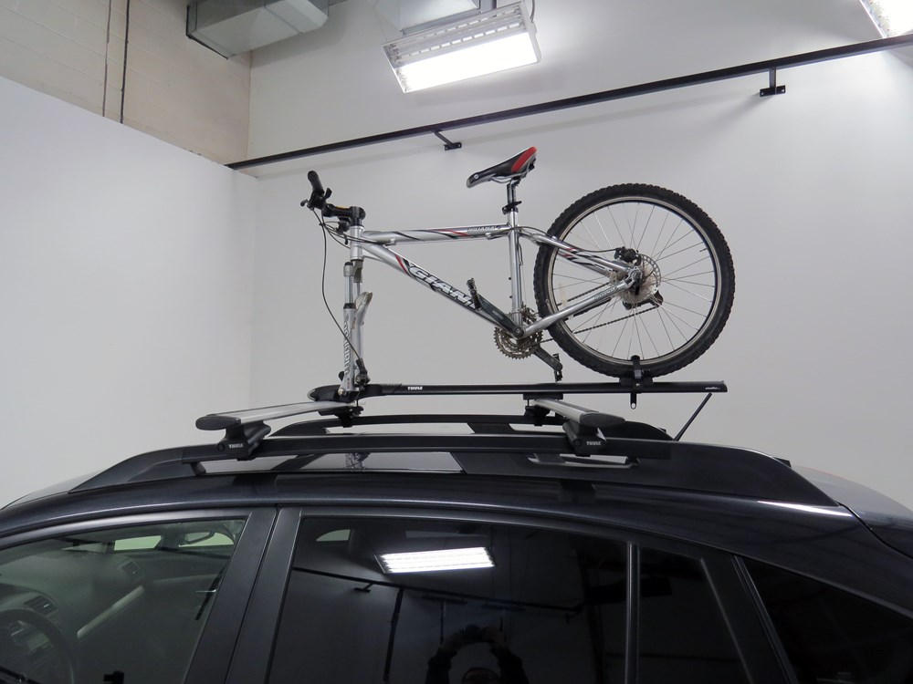 Thule Circuit Xt Roof Bike Rack Fork Mount Clamp On