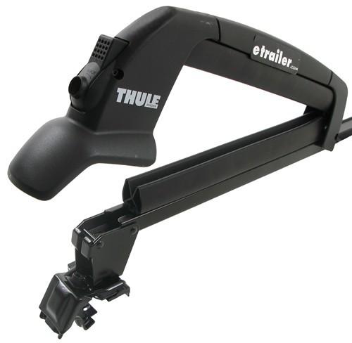 Thule Ski Rack >> Thule Snowcat - Rooftop Ski and Snowboard Rack - for Factory Roof Racks Thule Ski and Snowboard ...