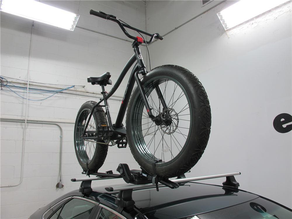 Thule Fat Tire Kit 919 | Thule | USA  |Fat Bike Roof Rack Thule