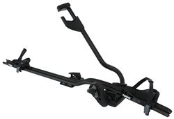 Thule ProRide Roof Bike Rack for Fat Bikes - Frame Mount - Clamp On or Channel Mount - Aluminum